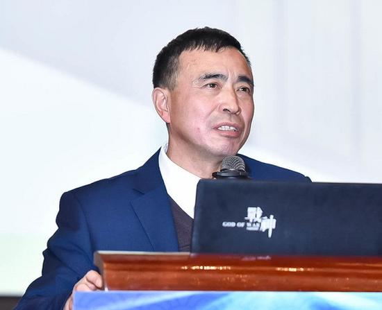 天能电池集团有限公司钻研院副院长 陈志平