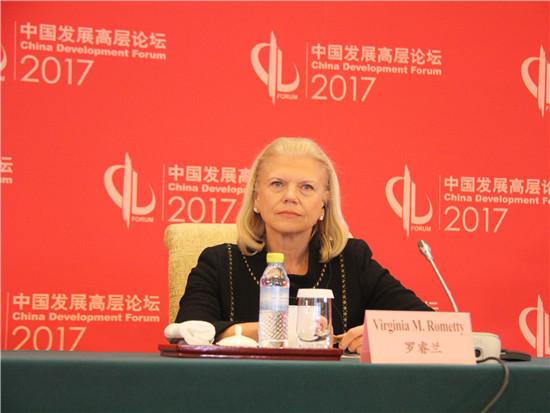 IBM董事长:北京污染已可找到原因 很快可提升空气质量的照片