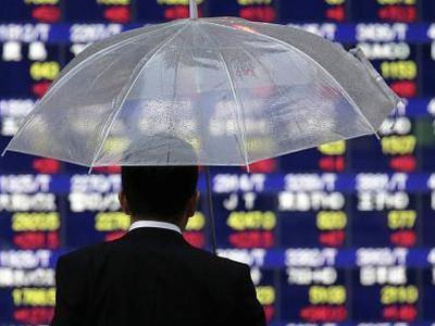 亚太股市纷纷走低 日经指数跌近2%