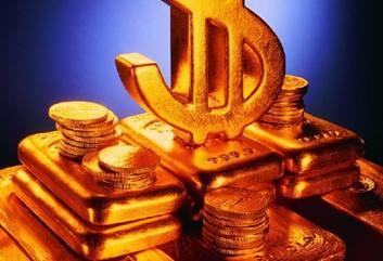 貴金屬異常波動 黃金幾分鐘內跌近5美元