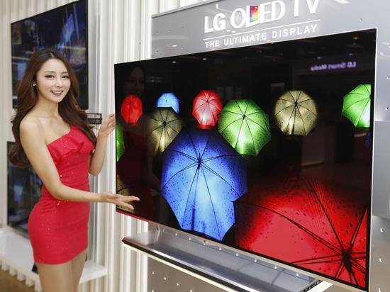 LG Display计划900亿投资OLED 抢食苹果柔性屏商机