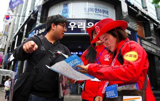 韩国法务部出入境及外国人政策本部周三发布的统计数据