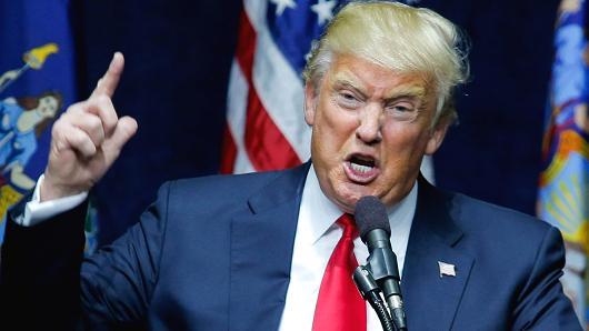 小摩:特朗普贸易政策导致美股市值损失1.25万亿美元特朗普