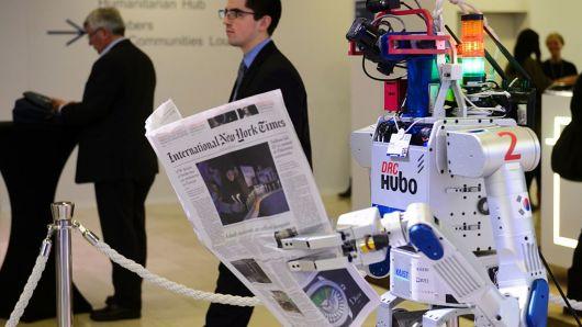 微软在英国调查显示,45%的员工担心工作将被人工智能取代