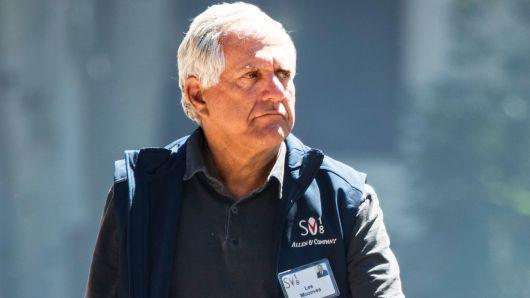 美国哥伦比亚广播公司(CBS)前董事长兼CEO穆恩维斯
