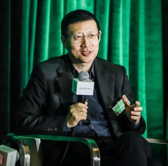 沈南鹏,红杉资本全球执行合伙人, 红杉资本中国基金创始及执行合伙人