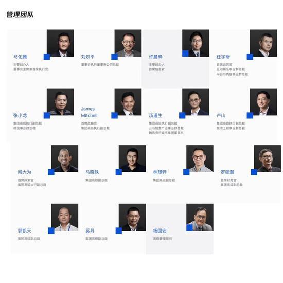 腾讯最高管理决策层变动:刘胜义退出 改任高级管理顾问