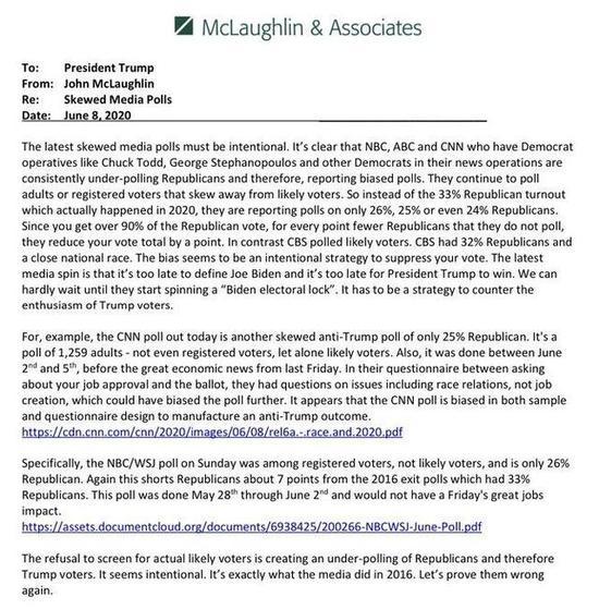 McLaughlin & Associates公司的分析通知 图源:推特