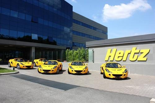 美租车巨头赫兹据称即将申请破产 盘后暴跌近40%