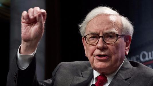 巴菲特旗下伯克希尔大幅减持富国银行股份