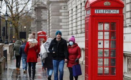 伦敦据悉最早周三起实施最高级别的防疫限制