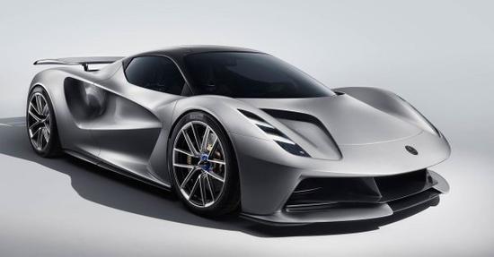 Lotus发布首款电动超跑 售价210万美元续航400公里