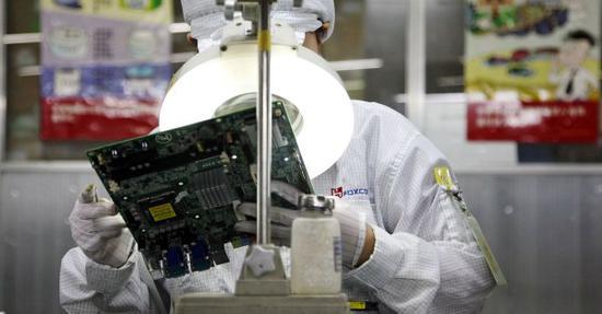 富士康郑州iPhone工厂被指违反劳动法雇佣过多临时工