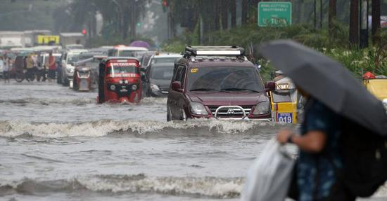 菲律宾拟将造币厂迁出首都 因交通拥堵洪水频发
