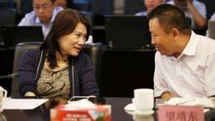 董明珠谈望靖东:该走的就走了 该留的就留了