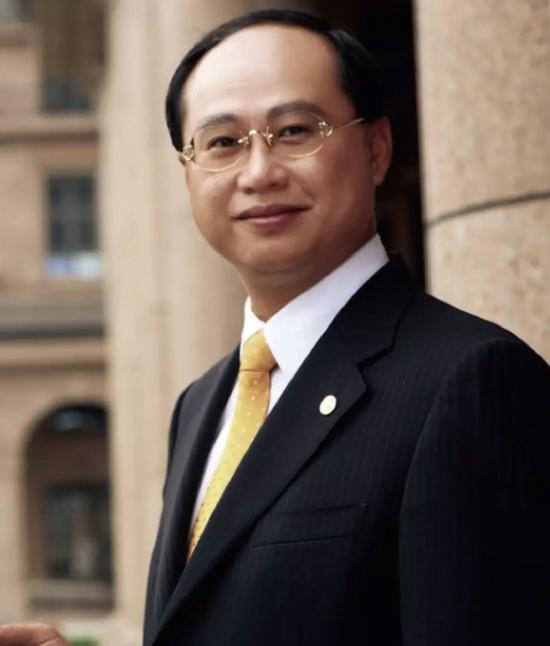 中国坦然集团CEO 陈德贤