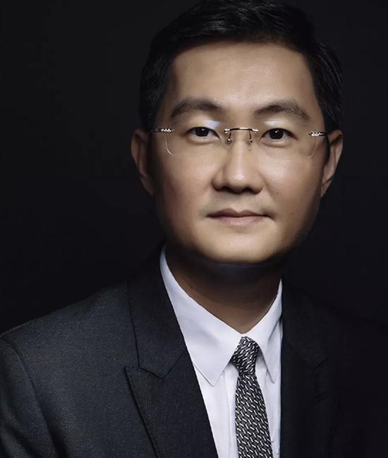 腾讯CEO 马化腾