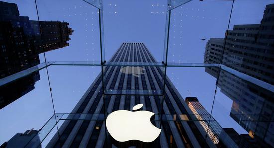 苹果巴黎零售店遭示威者抗议 被指逃税大户