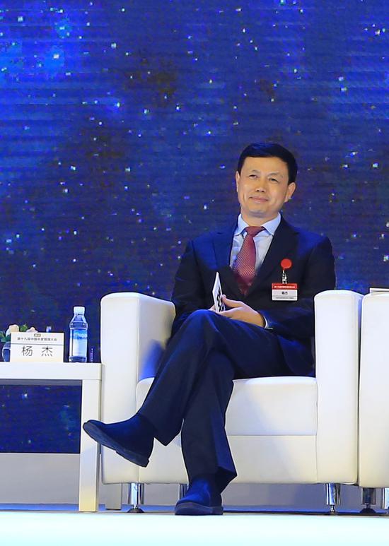 杨杰:5G将成为信息流动的主动脉