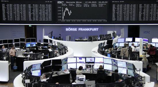 歐洲股市今年有所回升投資者正小心翼翼地尋找機會_財經頻道_新浪網-北美