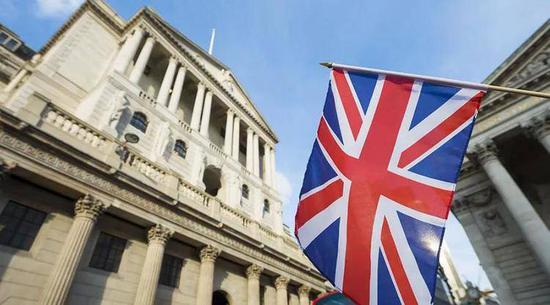 """英国央行官员:围绕负利率的讨论""""令人感到鼓舞"""""""
