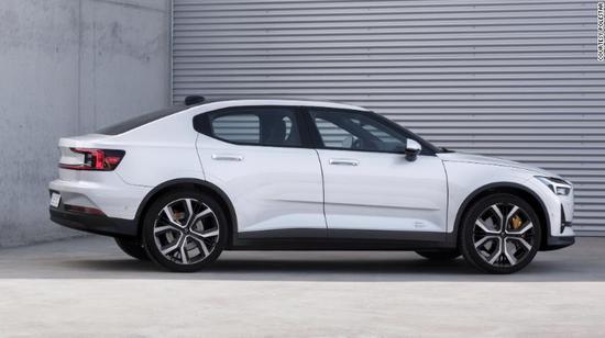 沃尔沃北极星发布首款纯电动汽车 将是特斯拉直接竞争对手
