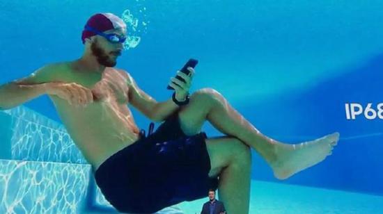 三星遭澳洲监管机构起诉 因夸大手机防水功能