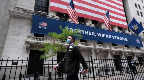 早盘:美股继续下滑 道指跌逾100点