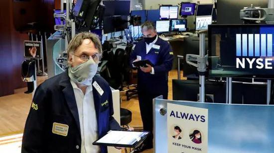 尾盘:美股继续上扬 纳指涨逾160点