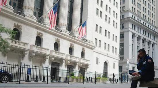 收盘:二季度GDP暴跌32.9% 美股收盘涨跌不一