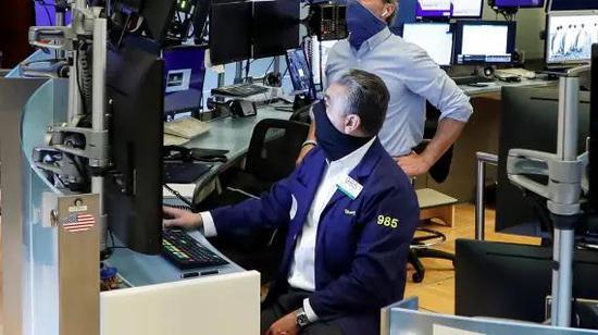 收盘:科技股继续下滑 美股连续第三周下跌