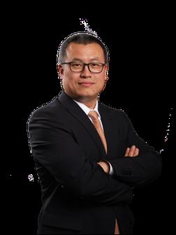 主持人新浪高级副总裁邓庆旭