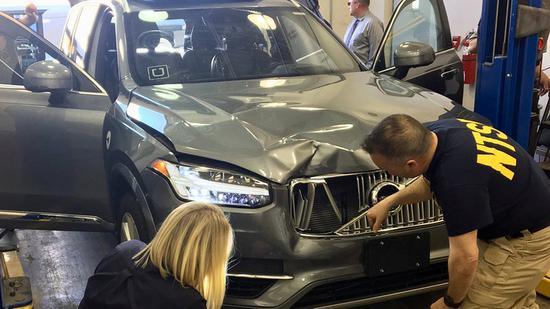优步科技公司就上周发生在亚利桑那州的一起致命撞车事故与受害者家属达成和解协议