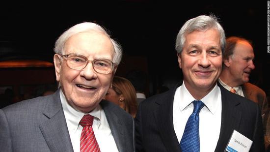 巴菲特与戴蒙呼吁企业停止发布季度盈利预测巴菲特