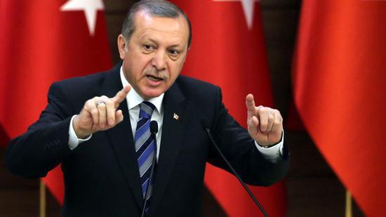埃尔多安:土耳其将抵制美国电子产品 我们买三星