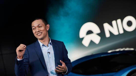 蔚来汽车赴美IPO 三年亏损109亿量产成迷