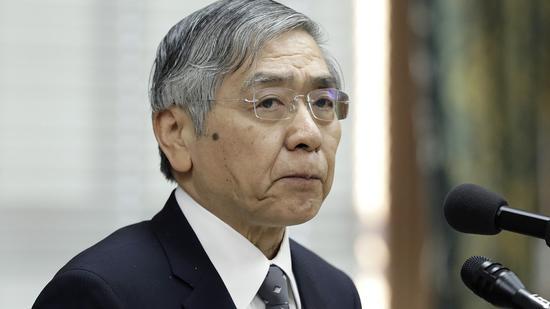 日本央行行长黑田东彦