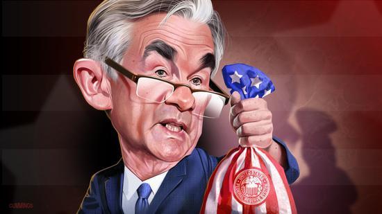 鲍威尔表示美联储将采取必要行动支持经济扩张