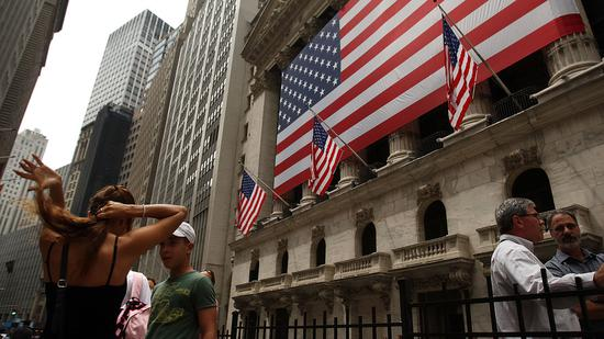 午盘:美债收益率走低 美股继续下滑