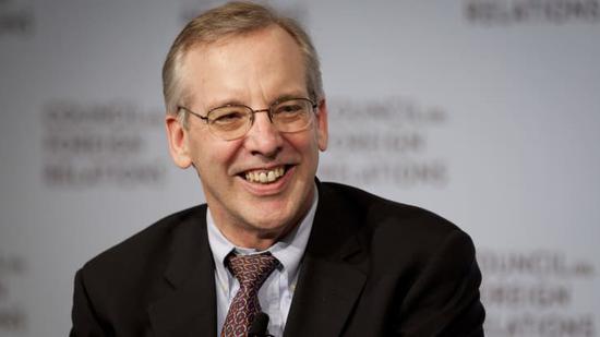 前纽约联邦储备银行行长威廉·达德利(William Dudley)
