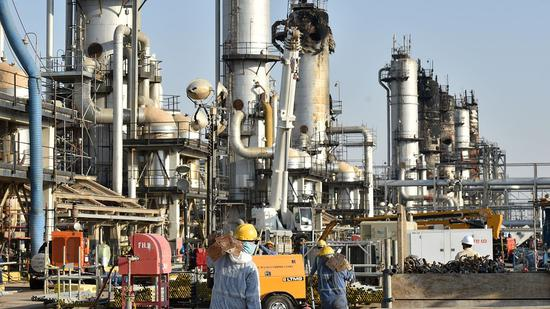 """土外长:美""""控制""""在叙境内油田违反国际法"""