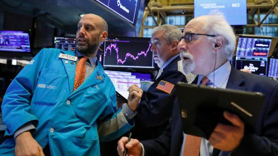 美银:美股已被高估 这一指标创1980年代以来最高