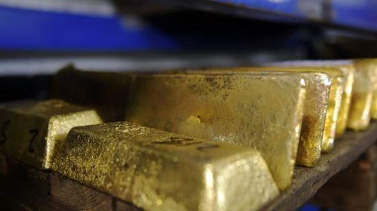 周四黄金现货收高0.7% 黄金期货收高0.5%_智能ea交易系统