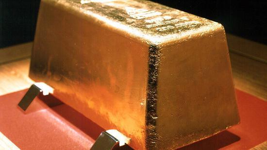 周二黄金收高1% 继续维持在1700美元