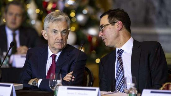 午盘:美国股市小幅上涨,科技股领涨