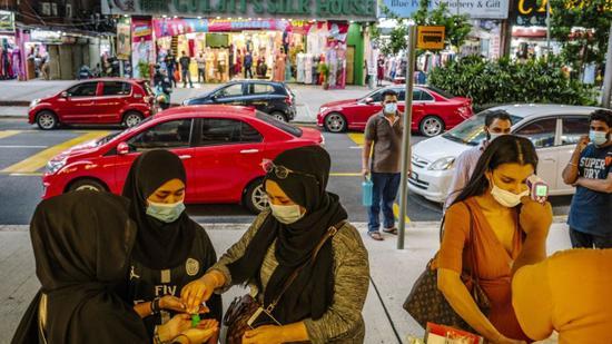 马来西亚二季度GDP萎缩17.1% 亚洲金融危机以来最差