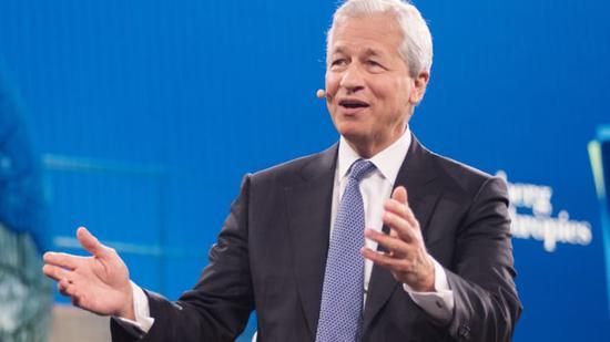 摩根大通CEO批评美国政府因短视做出愚蠢的决定