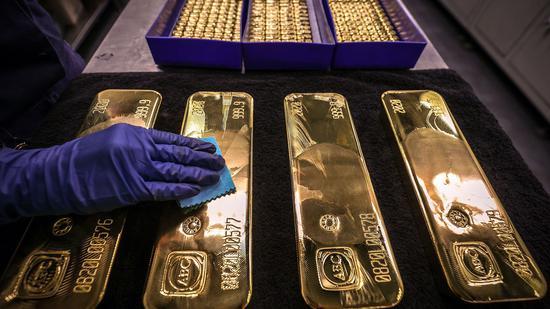 黄金期货周二收跌0.2% 创两个月来最低收盘价