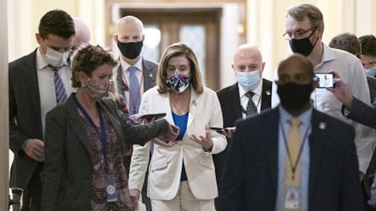 姆努钦与佩洛西继续通话 仍未就抗疫刺激方案达成协议