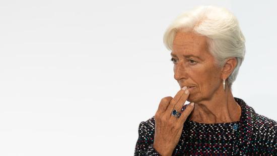 """欧洲疫情告急 欧央行行长称""""弹药""""充足必要时将采取行动"""